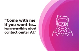 eBook: Contact Center AI Explained by Pop Culture