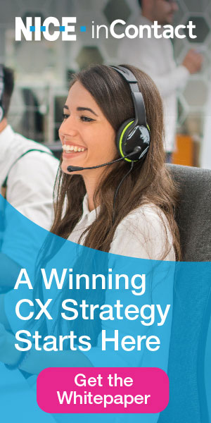 CX Strategy Nice inContact