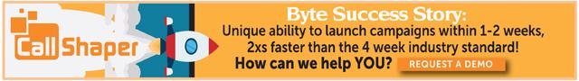 CallShaper Byte Success Story