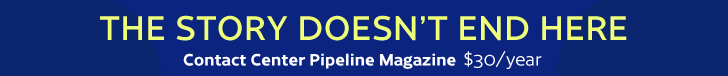 Subscribe to Contact Ceneter Pipeline